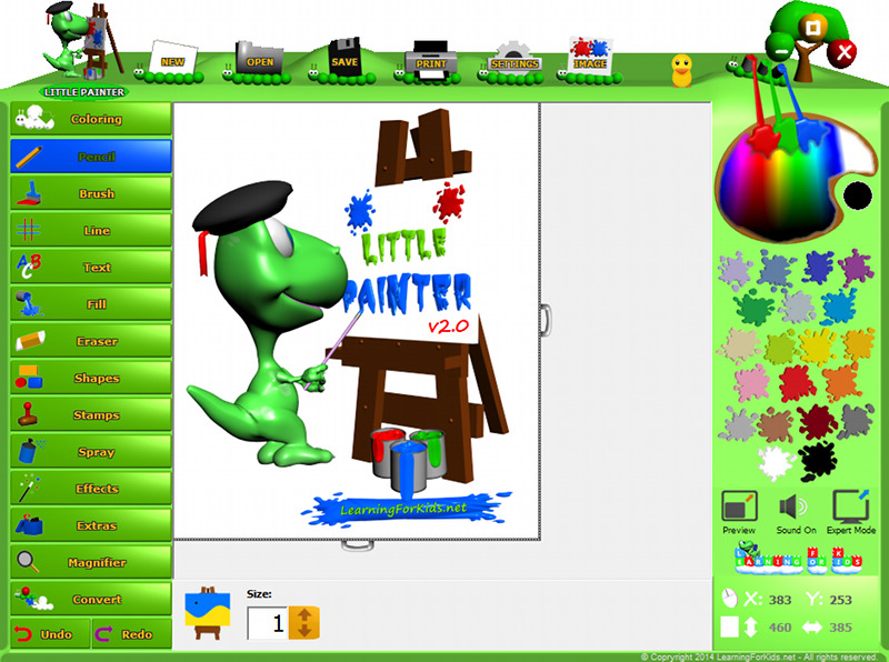Little Painter 2.0 full